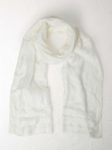 White Stuff Window Pane Scarf