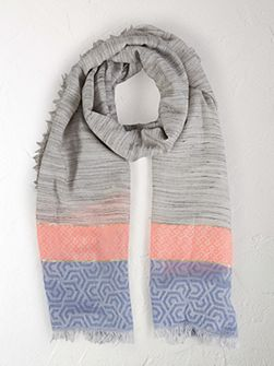 Perfect Stripe Scarf
