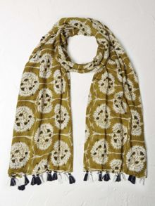 White Stuff Magical Tree Scarf