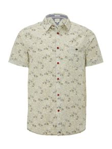 White Stuff Onyabike short sleeve shirt