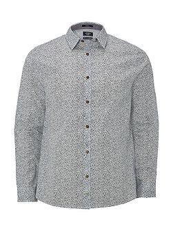 Outing floral long sleeve shirt