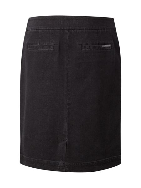white stuff valley denim skirt charcoal house of