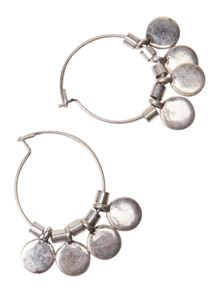 White Stuff Holly Hoop Earring