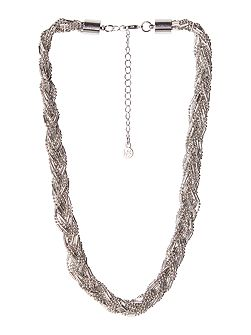 Plaited Dressy Necklace