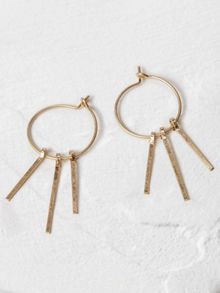 White Stuff Jess Hoop Earring