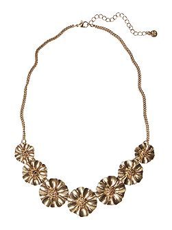 Polly Floral Necklace