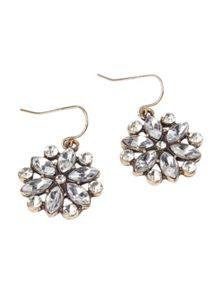 White Stuff Spring Floral Earring