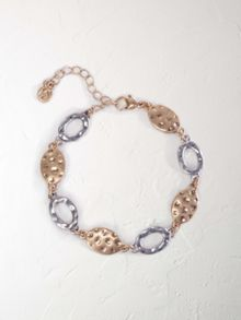White Stuff Annie Mixed Metal Bracelet
