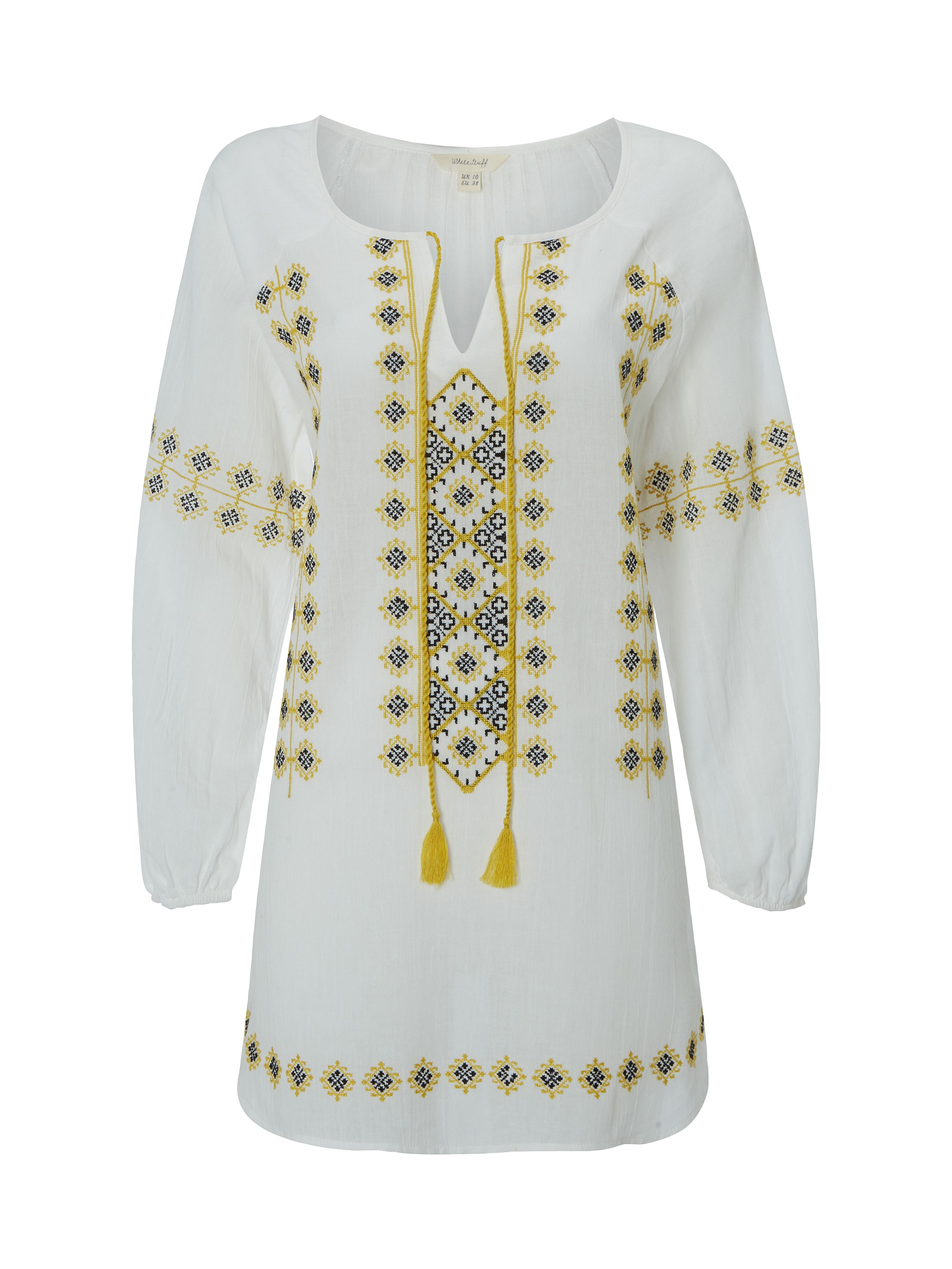 White Stuff Pippa Tunic, White