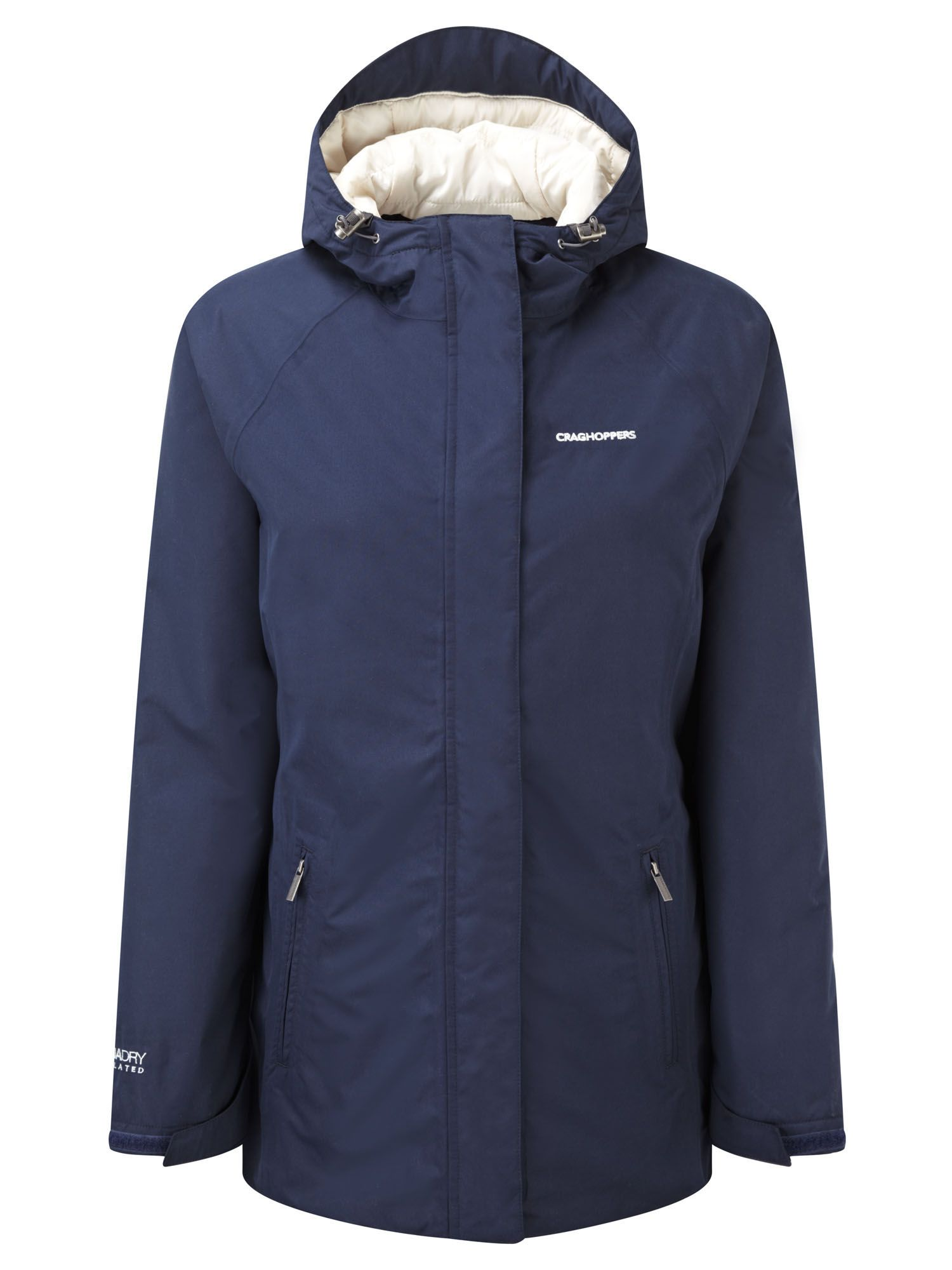 Craghoppers Kayla Waterproof Jacket, Blue