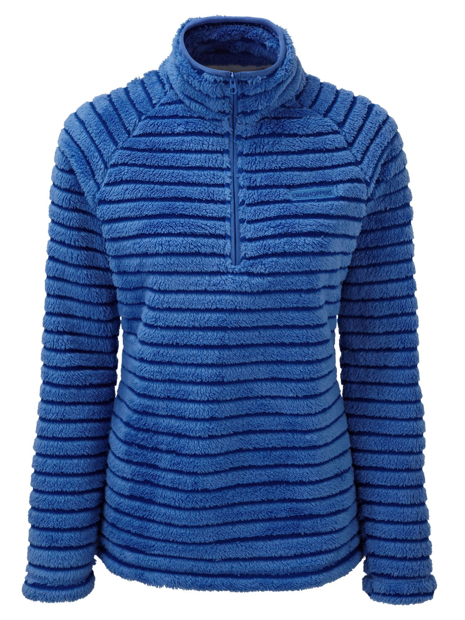 Craghoppers Appleby Half Zip Insulating Fleece, Blue