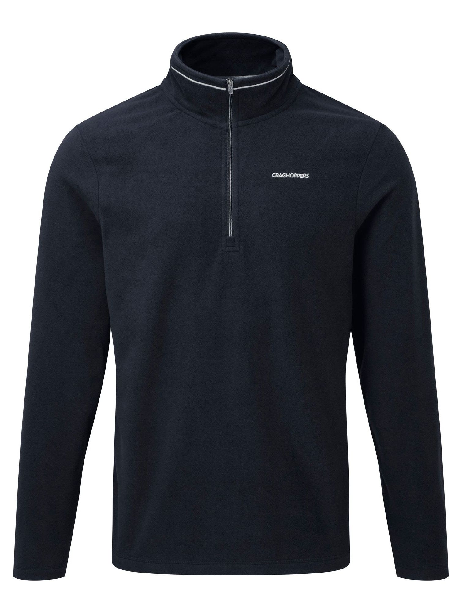 Men's Craghoppers Corey III Half Zip Fleece, Midnight Blue