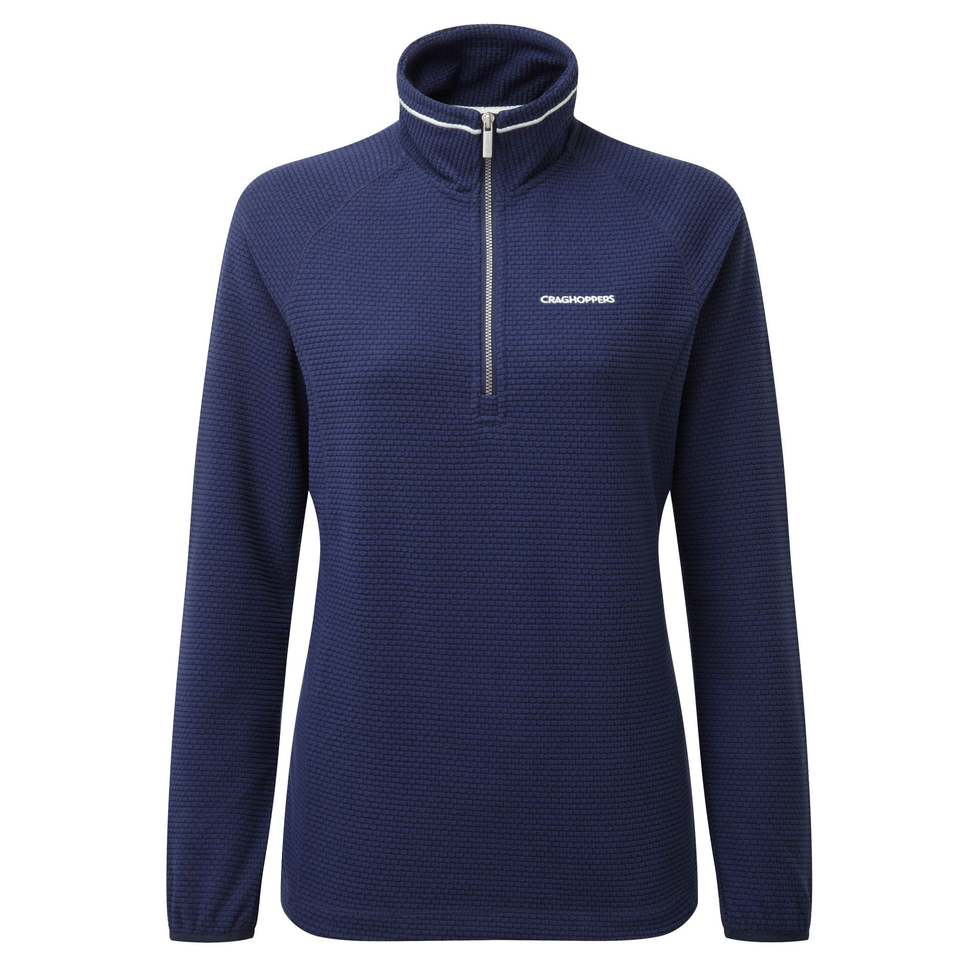 Craghoppers Hazelton Half Zip Fleece, Midnight