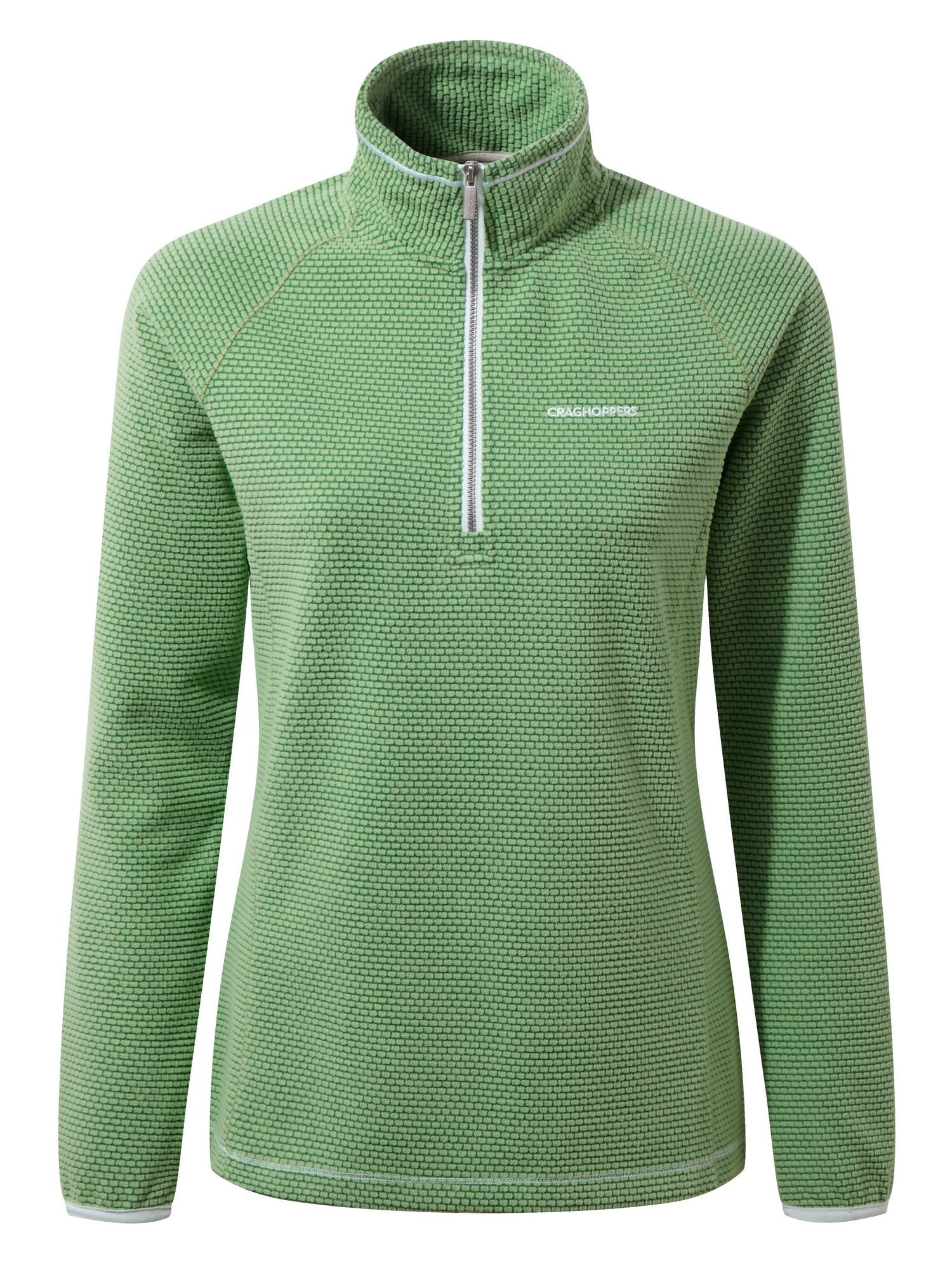 Craghoppers Hazelton Half Zip Fleece, Green