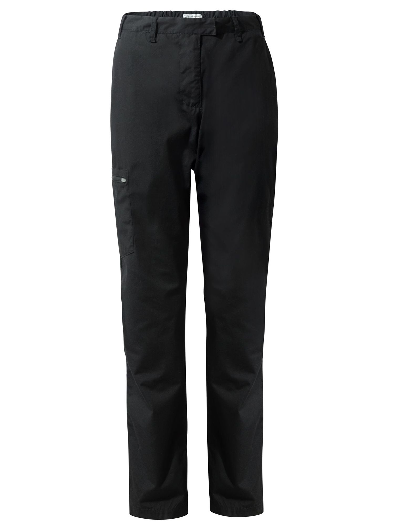 Craghoppers Classic Kiwi ll Trousers, Black