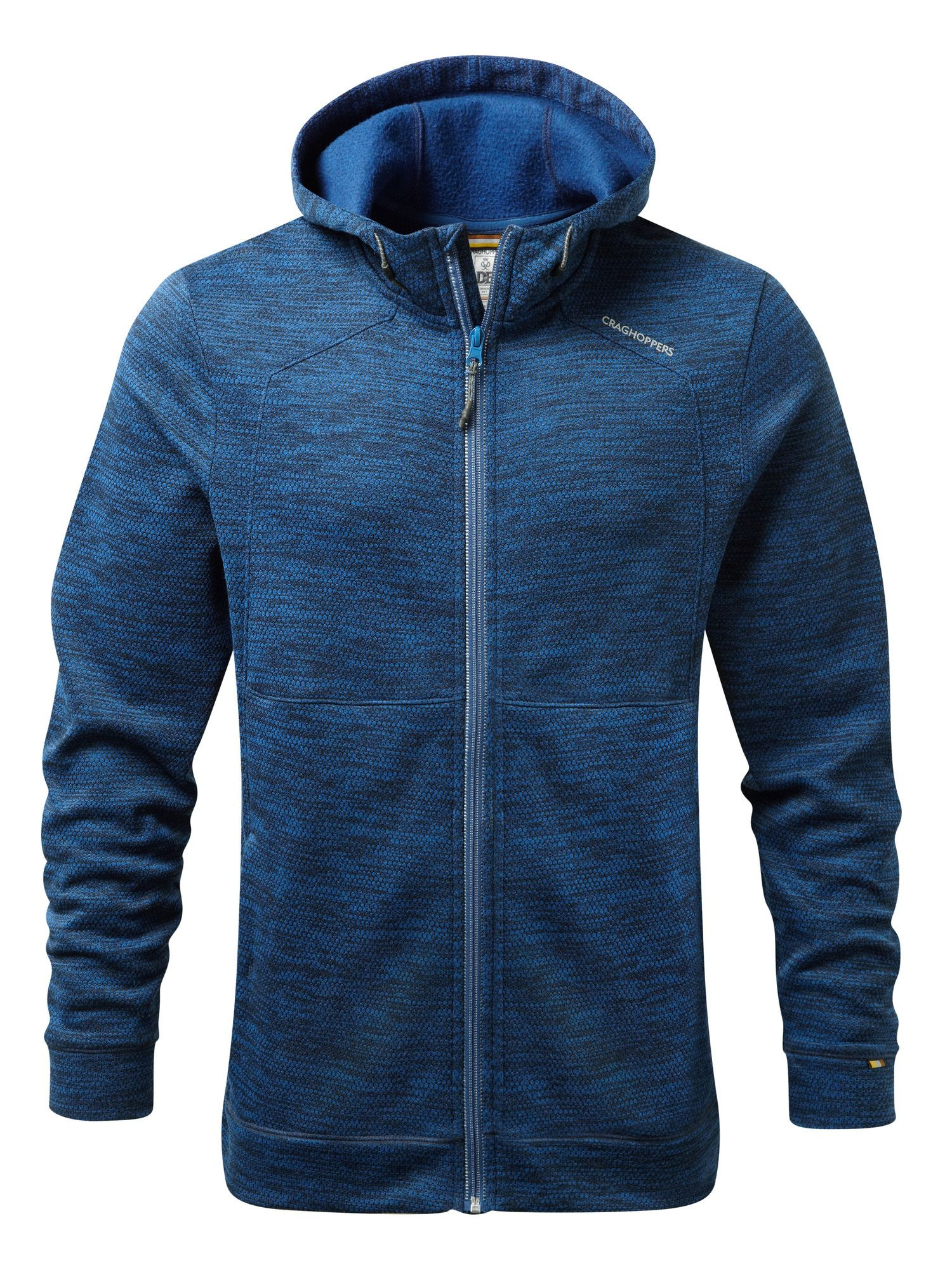 Men's Craghoppers Vector Lightweight Hooded Jacket, Deep Blue