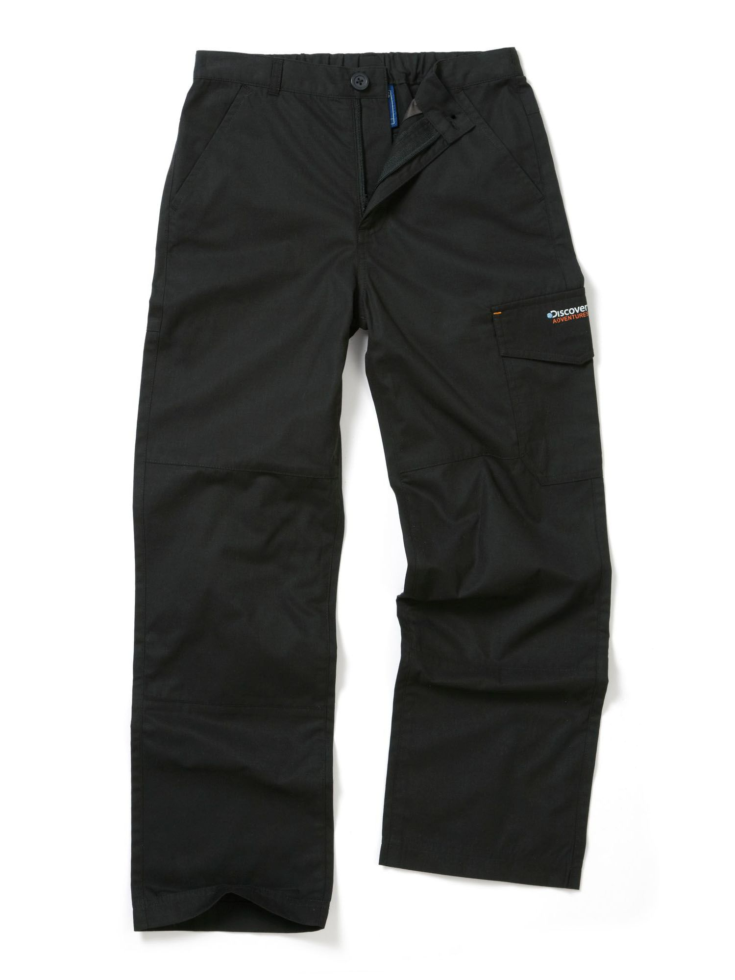 Photo of Craghoppers kids discovery adventures trousers- black