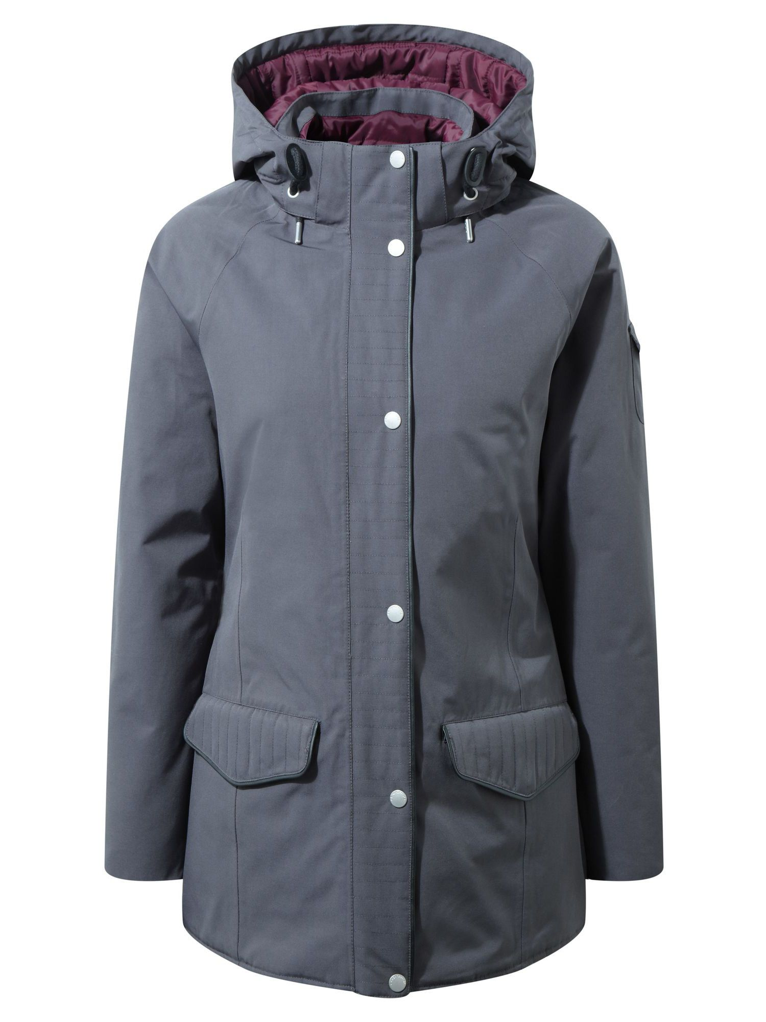 Craghoppers 250 Waterproof Jacket, Grey