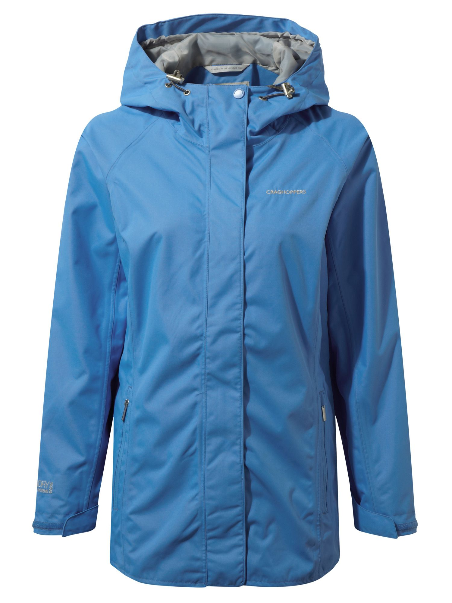 Craghoppers Madigan Classic Waterproof Jacket, Blue