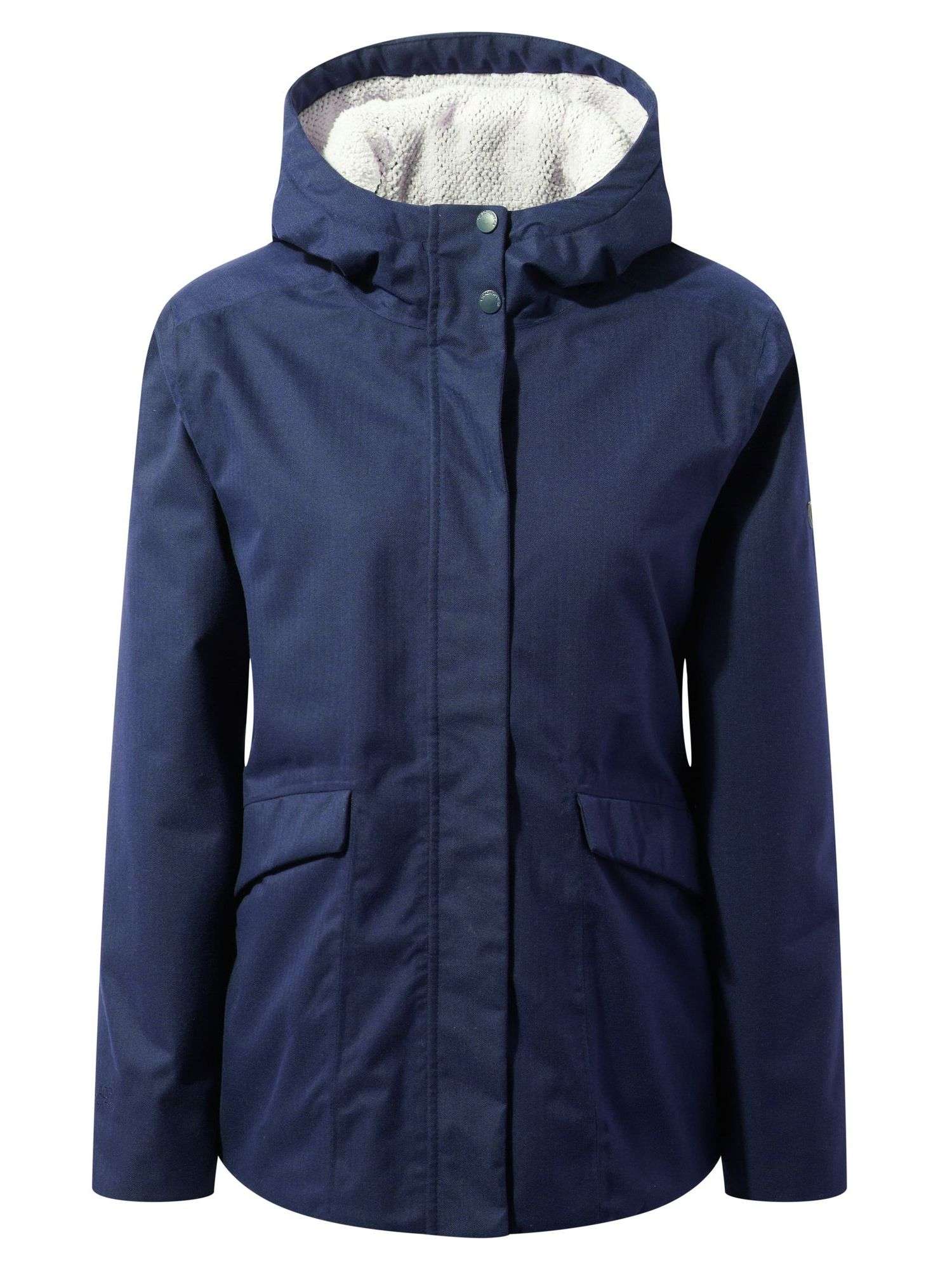 Craghoppers Lindi Insulating Waterproof Jacket, Petrol