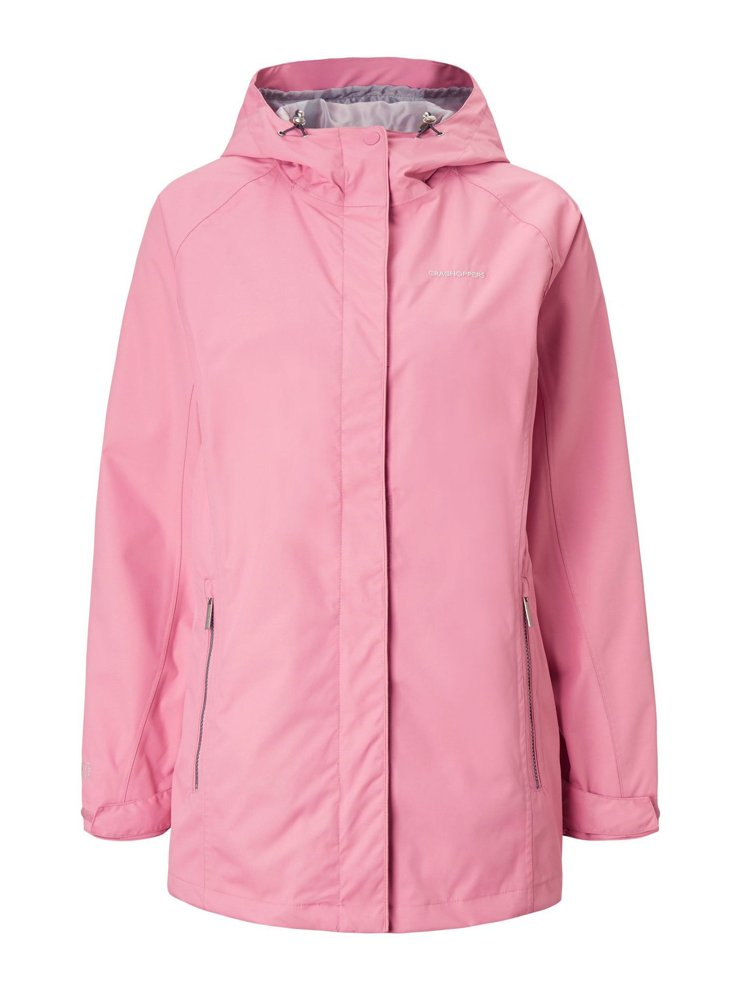 Craghoppers Madigan Classic Waterproof Jacket, Rose