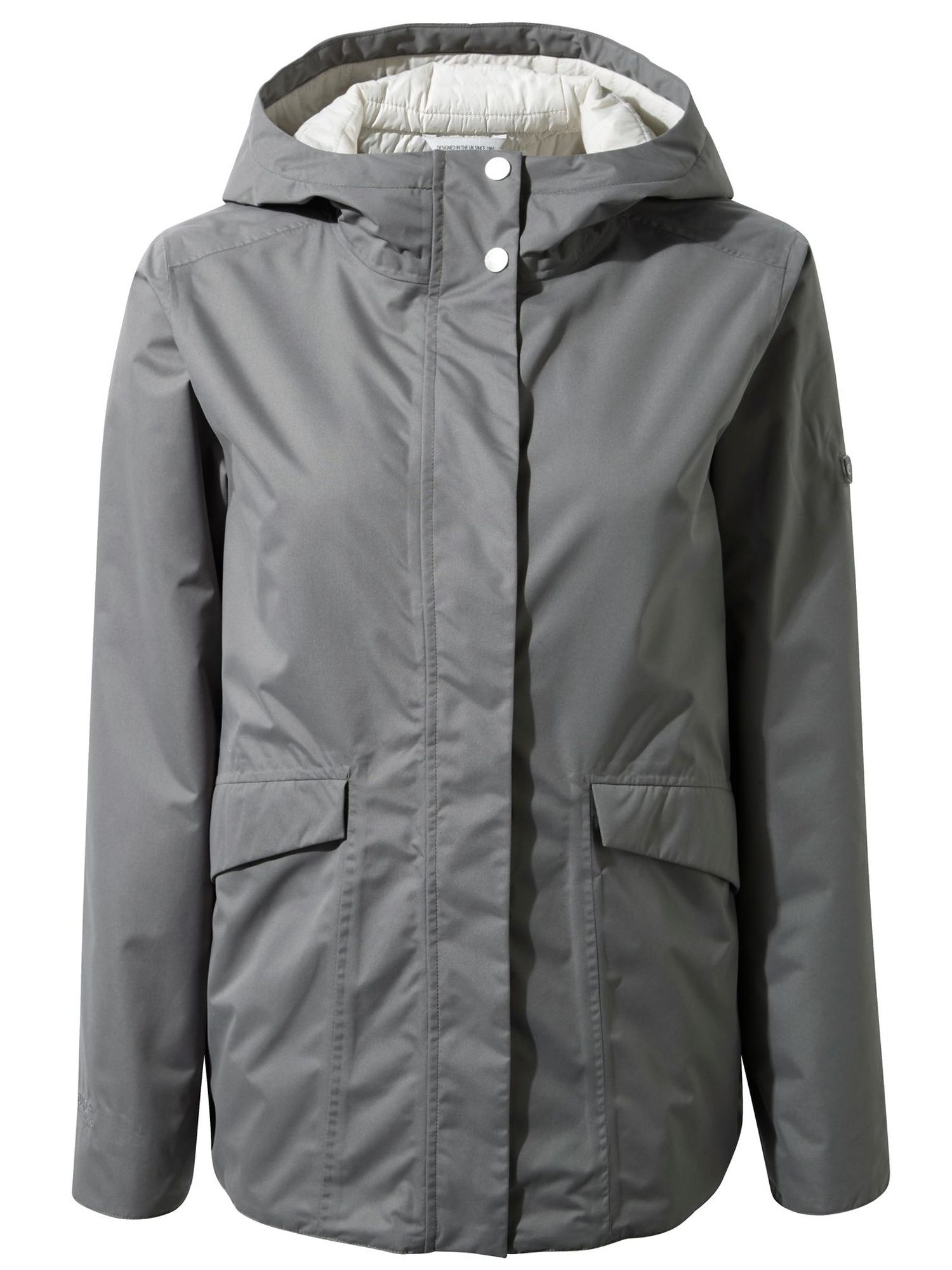 Craghoppers Marla Jacket, Platinum