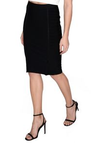 True Decadence Bandage Bodycon Midi Skirt