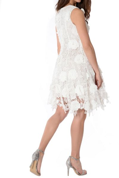 True Decadence Crochet Prom Dress