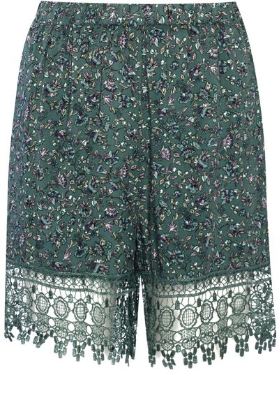 Alice & You Lightweight Printed Shorts