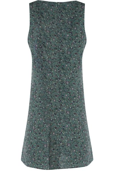 Alice & You Sequin Sleeveless Shift Dress
