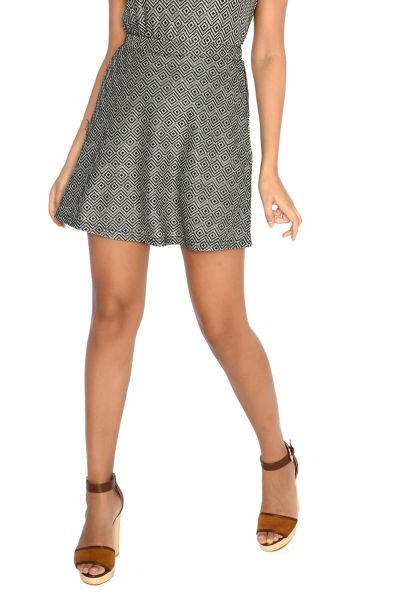 Alice & You A-Line Knitted Skirt