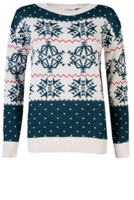 Alice & You Snowflake Jumper