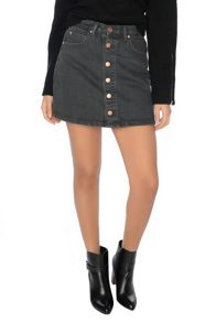 Glamorous Denim Mini Skirt