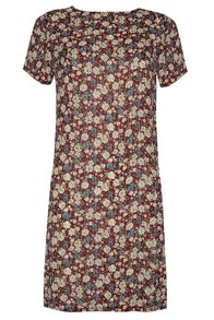 Alice & You Short Sleeve Printed Dress