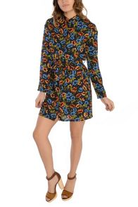 Alice & You Belted Shirt Dress