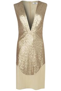 True Decadence Sequin Dress