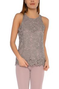 True Decadence Lace Top