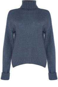 Alice & You Knitted Roll Neck Jumper