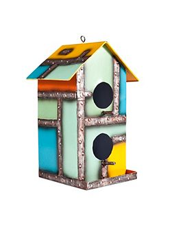 Large Decorative Birdhouse