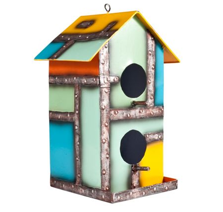 La Hacienda Large Decorative Birdhouse