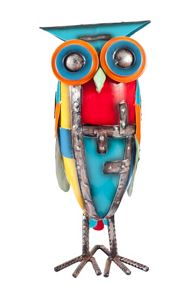 La Hacienda Tall skinny owl ornament