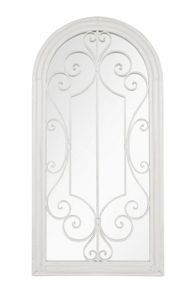 La Hacienda Handpainted Outdoor Garden Mirror