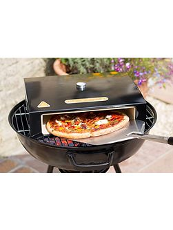 Basics outdoor oven - 12 inch pizzas