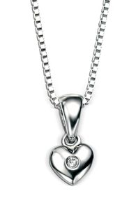 D for Diamond P620 childrens necklace