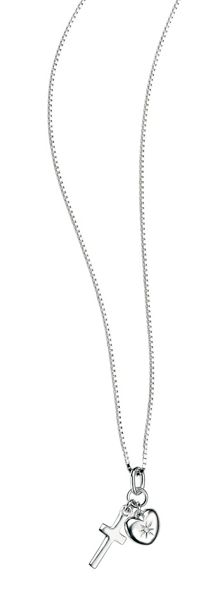 D for Diamond P2970 childrens necklace
