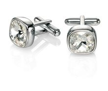Swarovski Elements  cufflinks