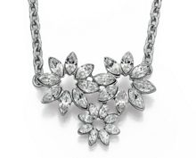 Preciosa Triple Marquise Necklace