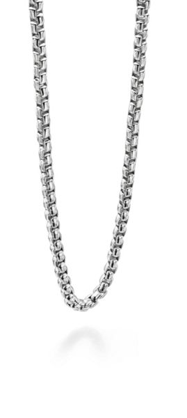 Fred Bennett Large belcher link chain necklace