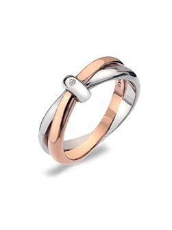 Eternity Interlocking Ring