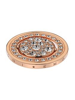 33mm acqua e aria rose gold coin